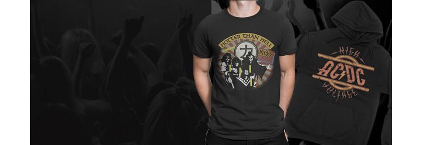 Osta miesten leffa ja bändipaidat netistä   Rockshirts-verkkokaupasta