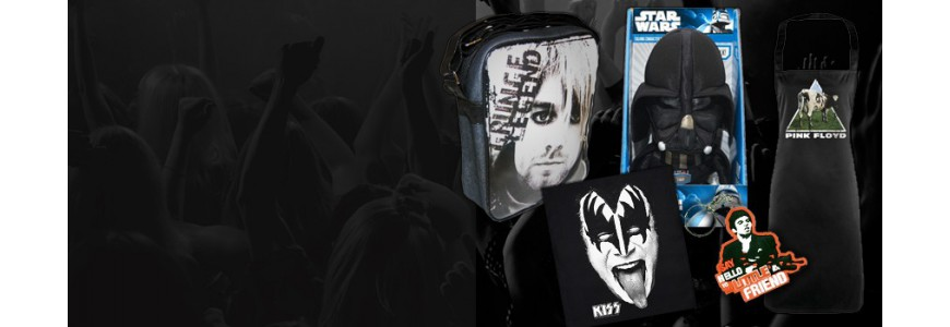 Osta bändipaidat ja Leffapaidat netistä | Rockshirts.fi verkkokaupasta